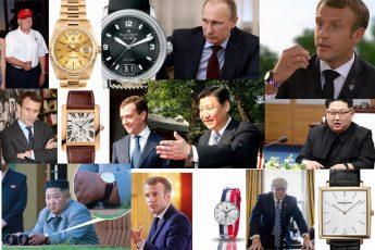 montres presidents