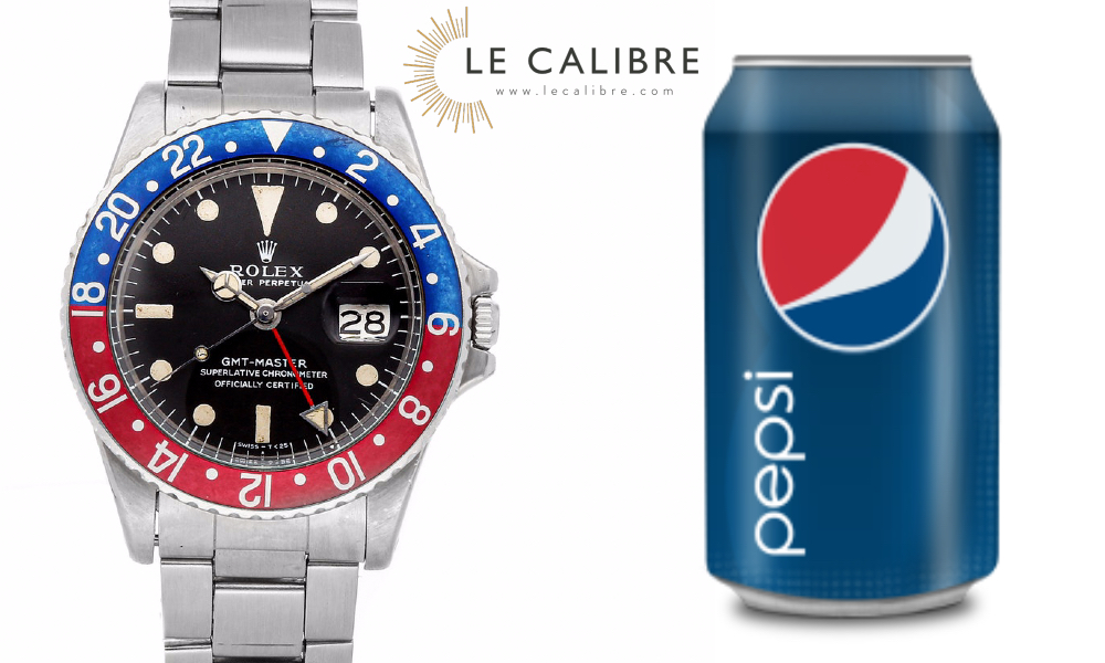gmt pepsi le calibre