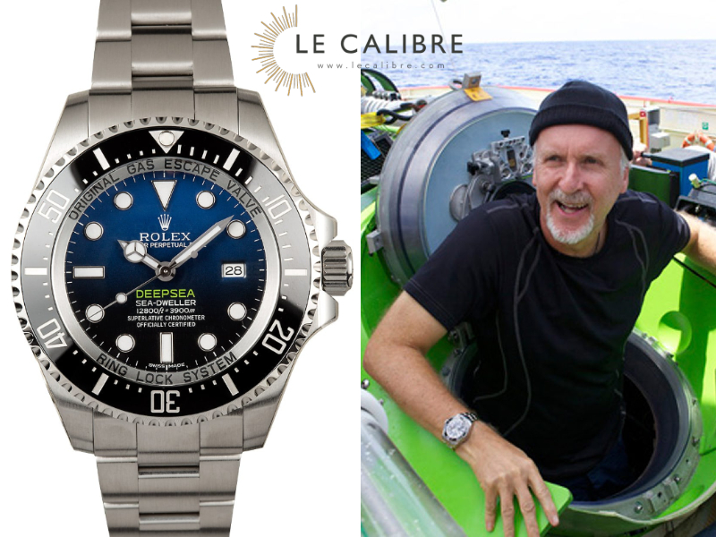 seadweller james cameron