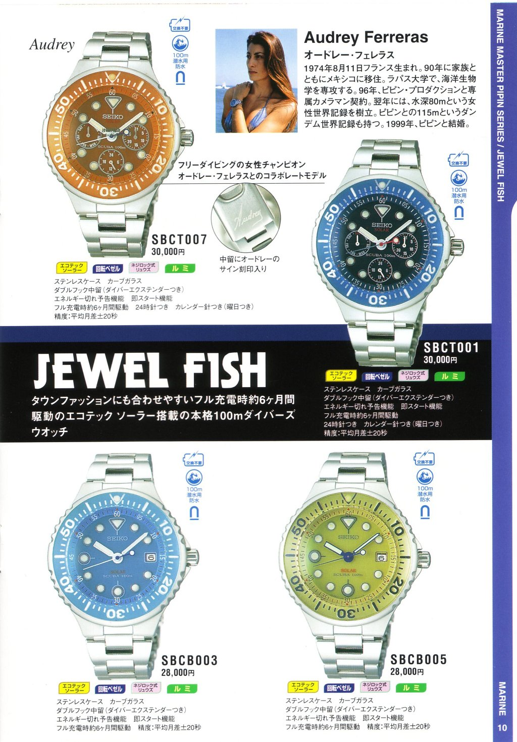 Audrey Mestre-seiko-jewel-fish