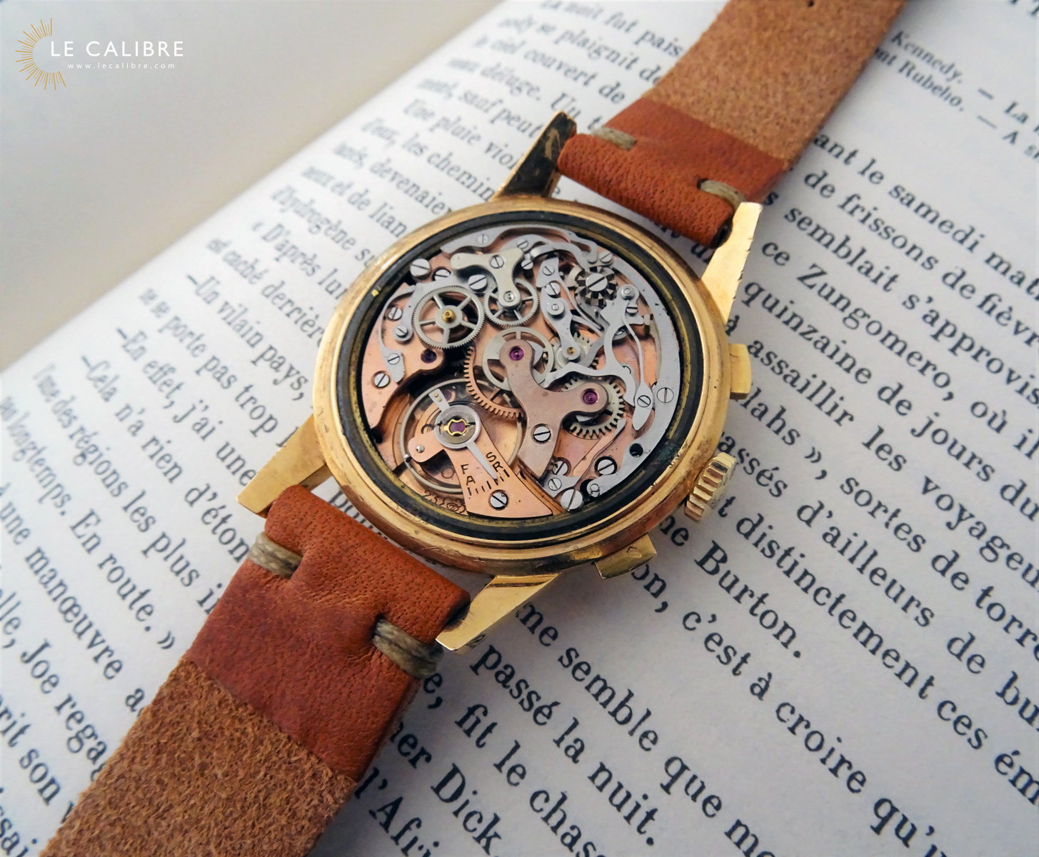 airain-chronographe-Mouvement