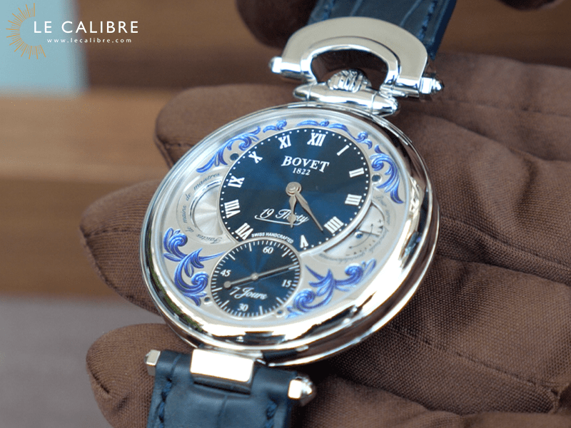 bovet 19thirty front bleue