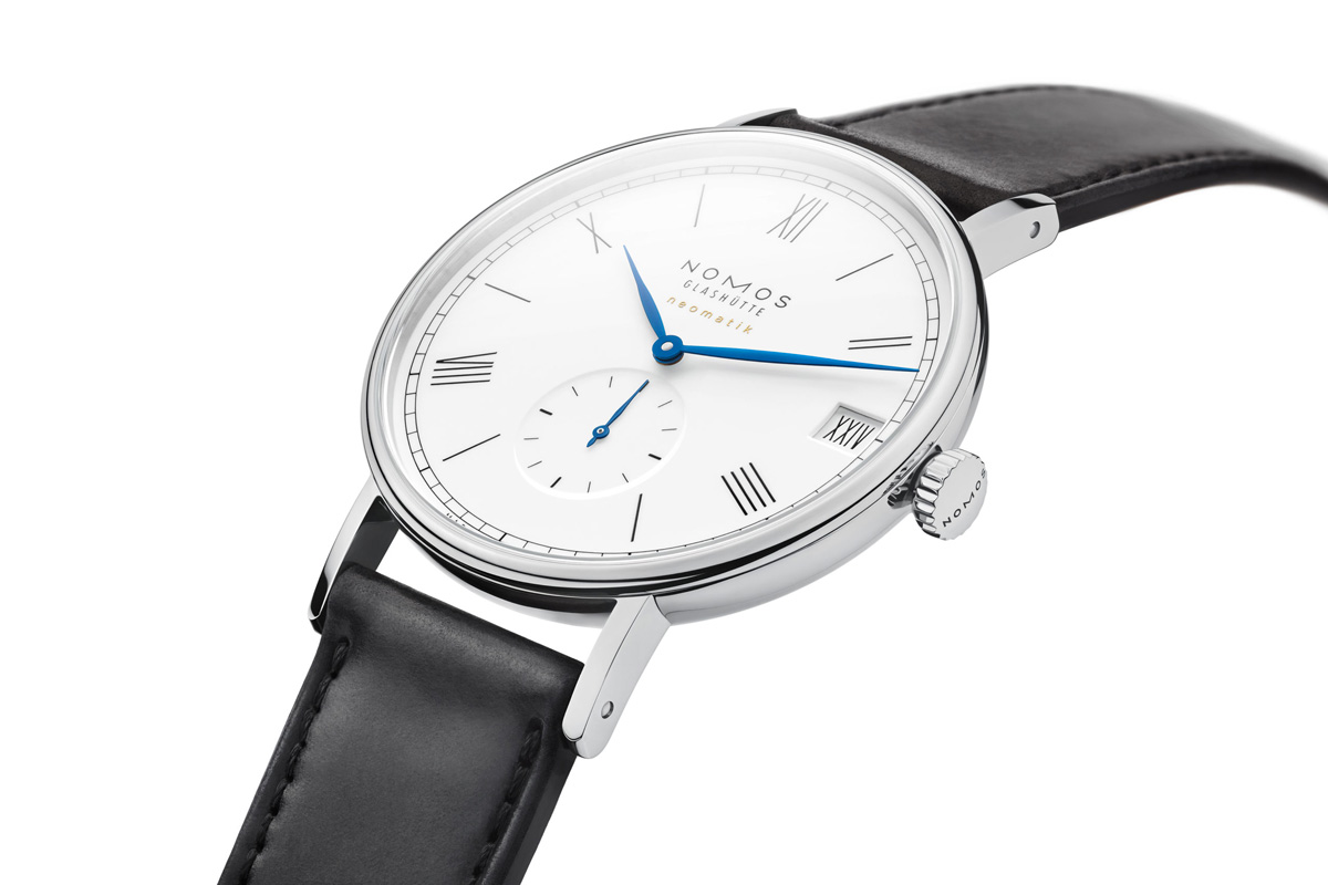 Nomos Ludwig 175 years watchmaking Glashutte