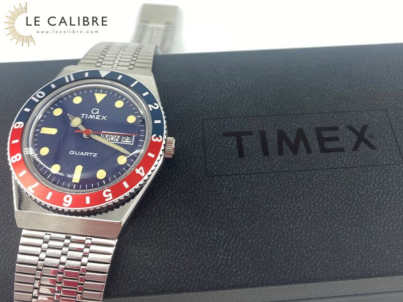 Timex Q Reissue box 1