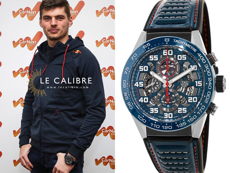 max verstappen tag heuer red bull 1