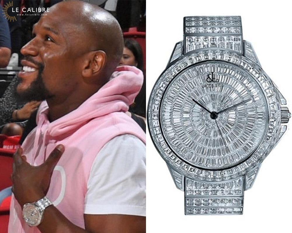 Mayweather Jacob n co Royal Baguette Diamonds