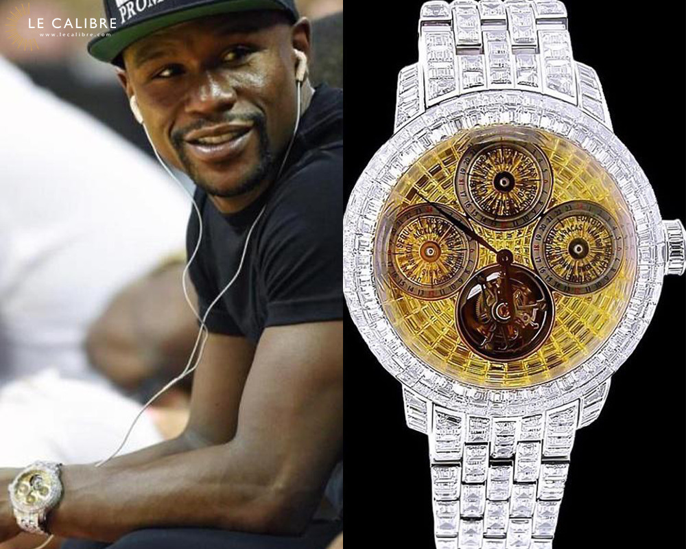 Mayweather Jacob n co piece tourbillon unique