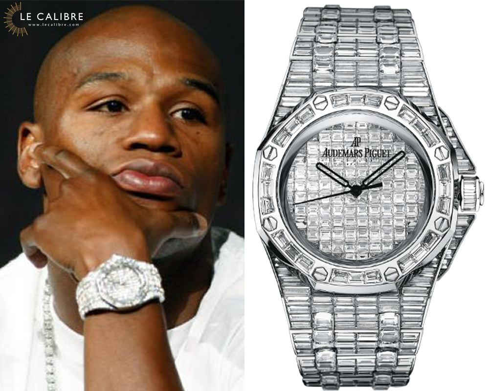 Mayweather RO offshore diamants