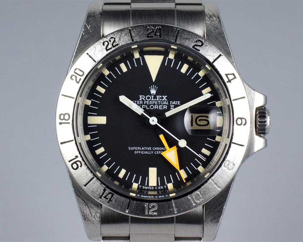 Explorer II 1655 Revolution Watch