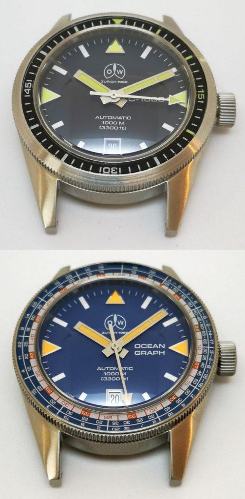 OW C1000 et Oceangraph