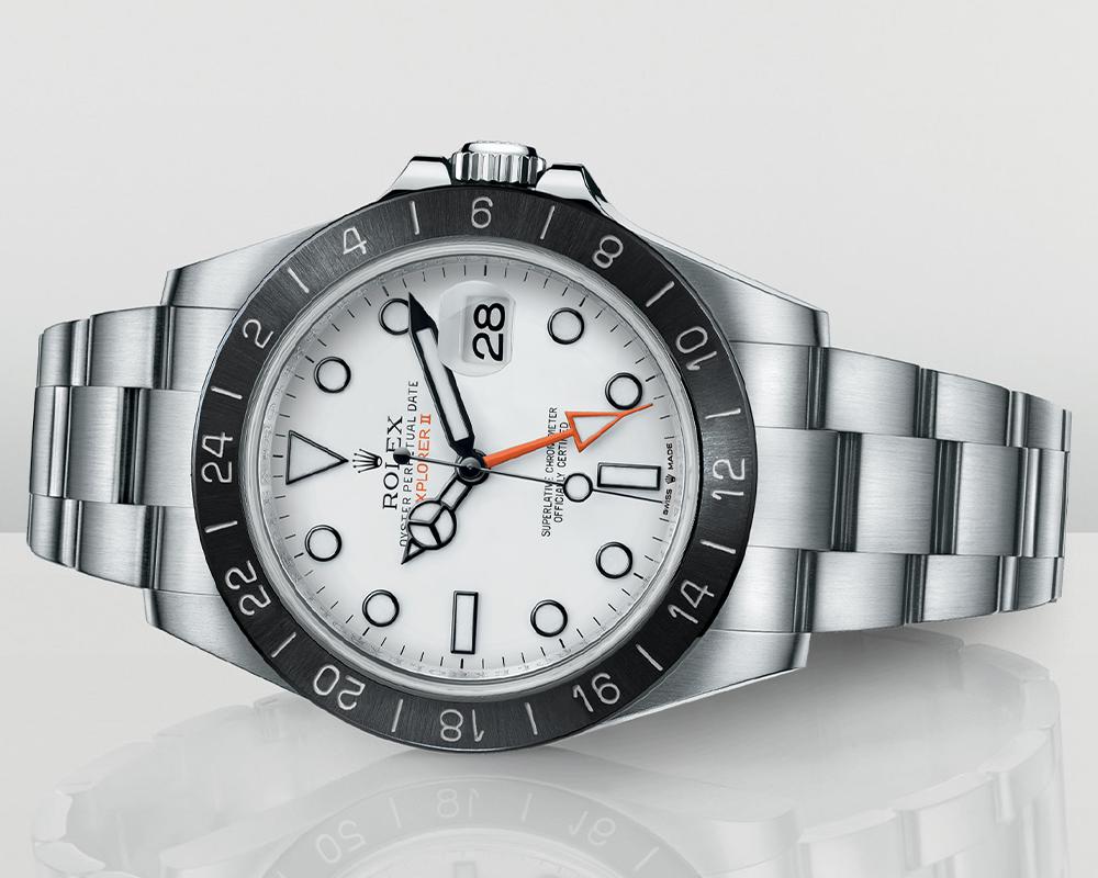 Prediction explorer II 2021 Monochrome Watches