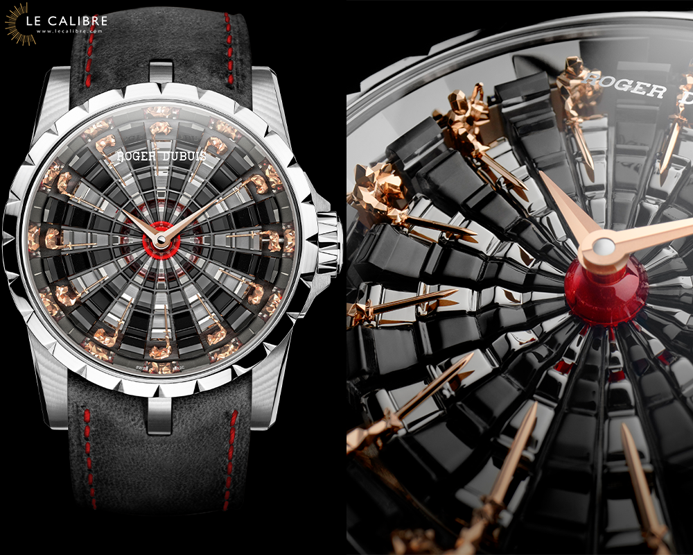 Roger Dubuis Chevalier table ronde 2021