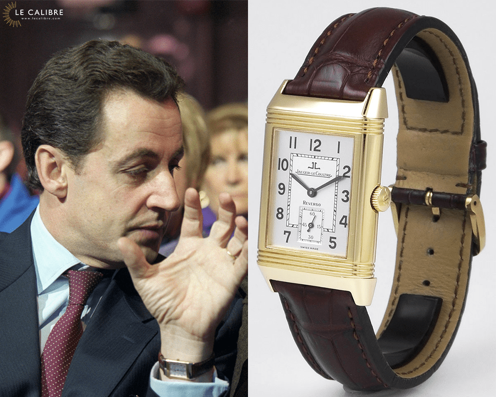 Sarkozy Reverso Jaeger or