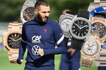 les montres-de-benzema